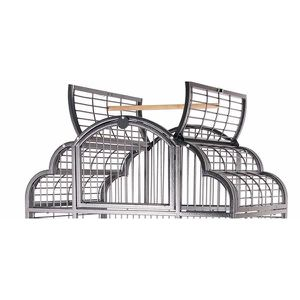 cage perroquet achat vente cage perroquet pas cher. Black Bedroom Furniture Sets. Home Design Ideas