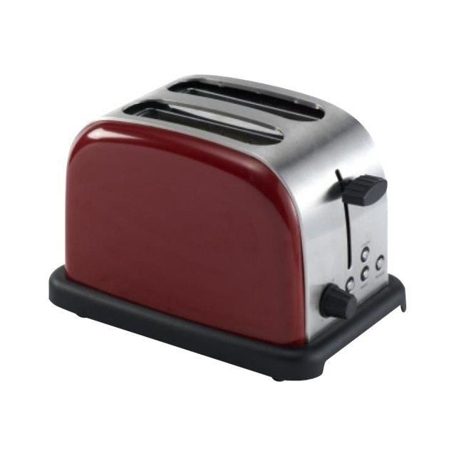 Harper hgp33 red achat vente grille pain toaster cdiscount - Grille pain cuisinart cpt160e ...