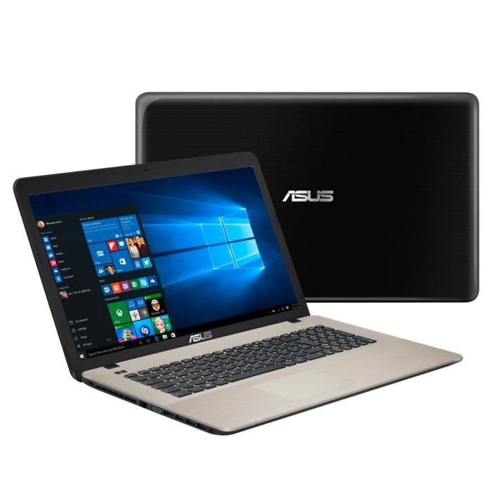 asus pc x752lj ty433t ordinateur portable ordinateurpascher. Black Bedroom Furniture Sets. Home Design Ideas