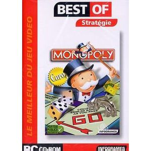 monopoly jeux pc achat vente monopoly jeux pc pas cher. Black Bedroom Furniture Sets. Home Design Ideas