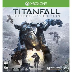 JEUX XBOX ONE Titanfall Edition Collector Jeu XBOX One