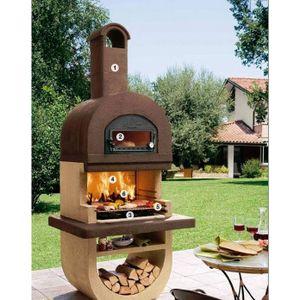 barbecue en dur prix discount