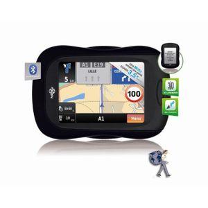 GPS AUTO GPS Moto Mappy Mini X340 Moto Europe 22 pays