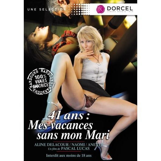 UMD X DVD 41 ans : mes vacances sans mon mari