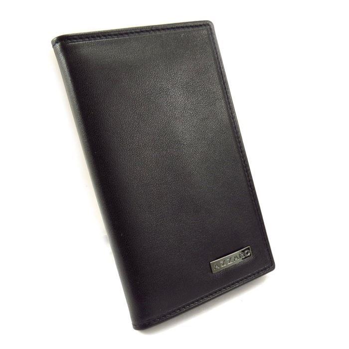 etui papier de voiture azzaro noir noir achat vente porte papiers 3609521162340 cdiscount. Black Bedroom Furniture Sets. Home Design Ideas