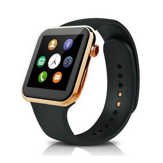 pipihua a9 bluetooth montre smart watch avec fr quence cardiaque android t l phone smartphone. Black Bedroom Furniture Sets. Home Design Ideas