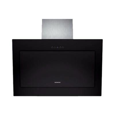 siemens lc86ka670 hotte 80cm noir achat vente hotte soldes d t cdiscount. Black Bedroom Furniture Sets. Home Design Ideas