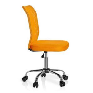 fauteuil de bureau jaune achat vente fauteuil de bureau jaune pas cher cdiscount. Black Bedroom Furniture Sets. Home Design Ideas