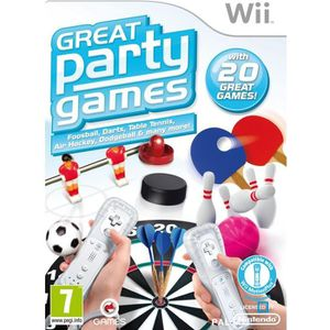 JEUX WII GREAT PARTY GAMES / Jeu console Wii
