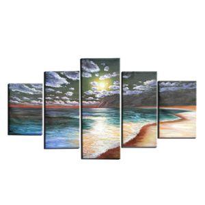 tableaux sur toiles huile achat vente tableaux sur toiles huile pas cher soldes cdiscount. Black Bedroom Furniture Sets. Home Design Ideas