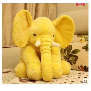 DOUDOU Peluche éléphant poupée de dessin animé poupée Pil