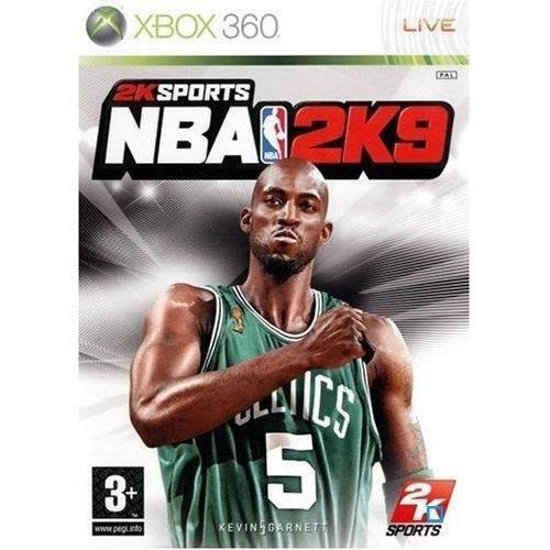 JEUX XBOX 360 NBA 2K9 / Jeu console XBOX360