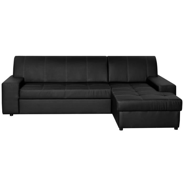 Canap d 39 angle droit convertible switsofa jupit achat for Canape d angle droit