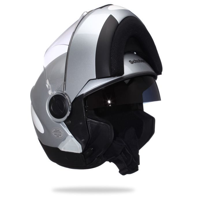 schuberth casque modulable c2 argent achat vente casque moto scooter schuberth modulable c2. Black Bedroom Furniture Sets. Home Design Ideas