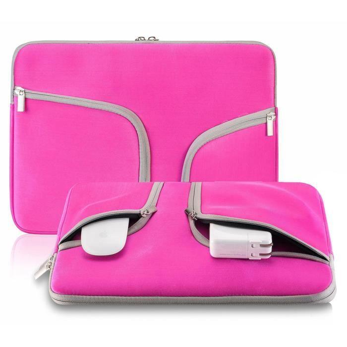 11 6 pouces notebook laptop sleeve ordinateur carry bag for Housse ordinateur 11 6 pouces