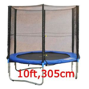 Filet Trampoline 305 : filet pour trampoline 305 achat vente jeux et jouets ~ Nature-et-papiers.com Idées de Décoration