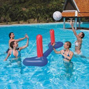 Jeux de volley piscine achat vente jeux et jouets pas for Piscine a balle gonflable
