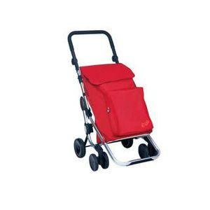 chariot de courses 4 roues achat vente chariot de. Black Bedroom Furniture Sets. Home Design Ideas