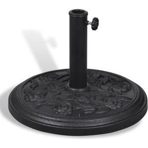 pied de parasol en fonte achat vente pied de parasol. Black Bedroom Furniture Sets. Home Design Ideas