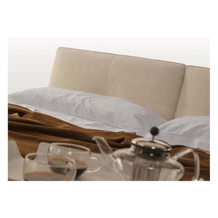 lit coffre pretty 160x200 et t te de lit rev te achat vente ensemble literie cdiscount. Black Bedroom Furniture Sets. Home Design Ideas