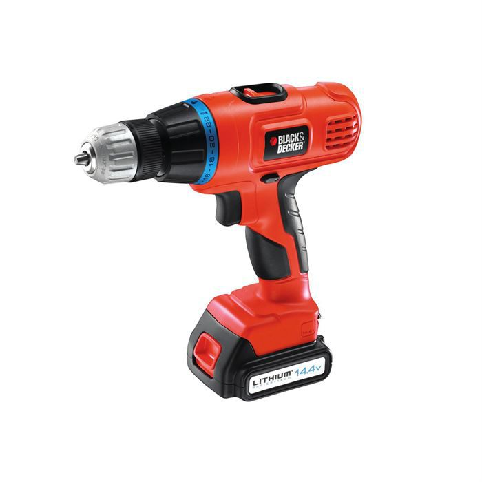 Perceuse a percussion black et decker 650w - Perceuse black et decker ...