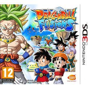 JEU 3DS NOUVEAUTÉ Dragon Ball Fusions Jeu 3DS