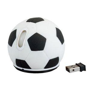 APM Souris Sans fil - Optique - Mac / PC - Ballon de Foot