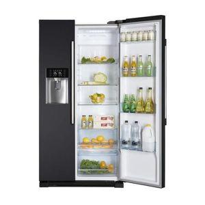 refrigerateur americain largeur 90 cm achat vente. Black Bedroom Furniture Sets. Home Design Ideas