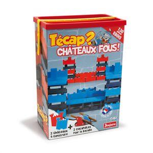 ASSEMBLAGE CONSTRUCTION Tecap ? Chateaux Fous !