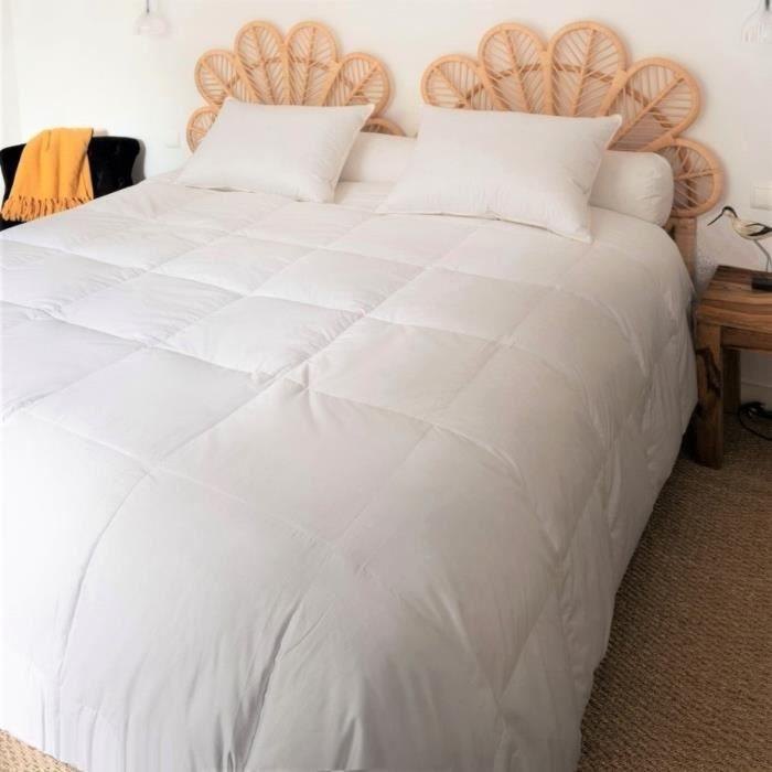 couette 280x250 et oie 90 duvet achat vente couette cdiscount. Black Bedroom Furniture Sets. Home Design Ideas
