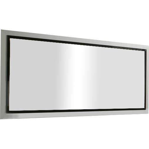 Miroir buffet achat vente miroir buffet pas cher les soldes sur cdisco - Miroir noir et blanc ...