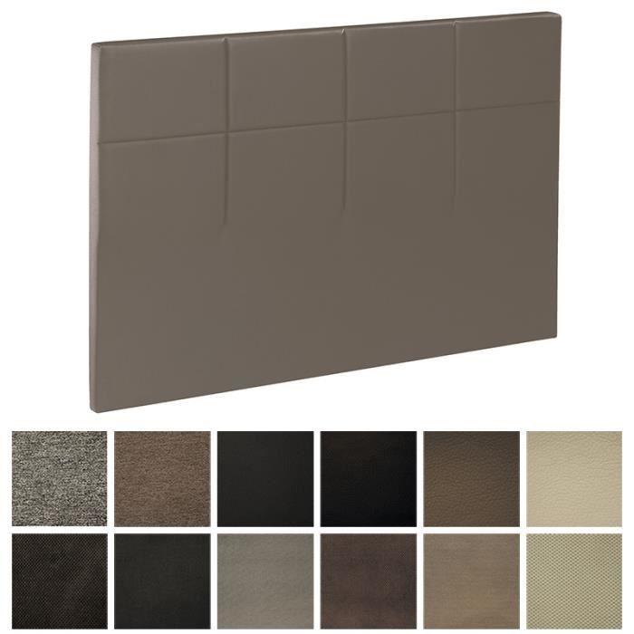 t te de lit dosseret bultex 200cm deco modele salina coloris achat vente t te de lit t te de. Black Bedroom Furniture Sets. Home Design Ideas
