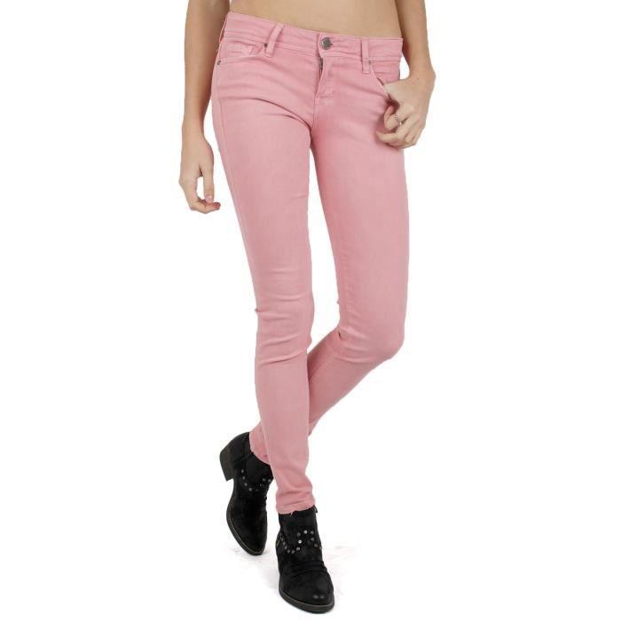 jean cimarron femme jackie rose rose achat vente jeans jean cimarron femme jackie. Black Bedroom Furniture Sets. Home Design Ideas