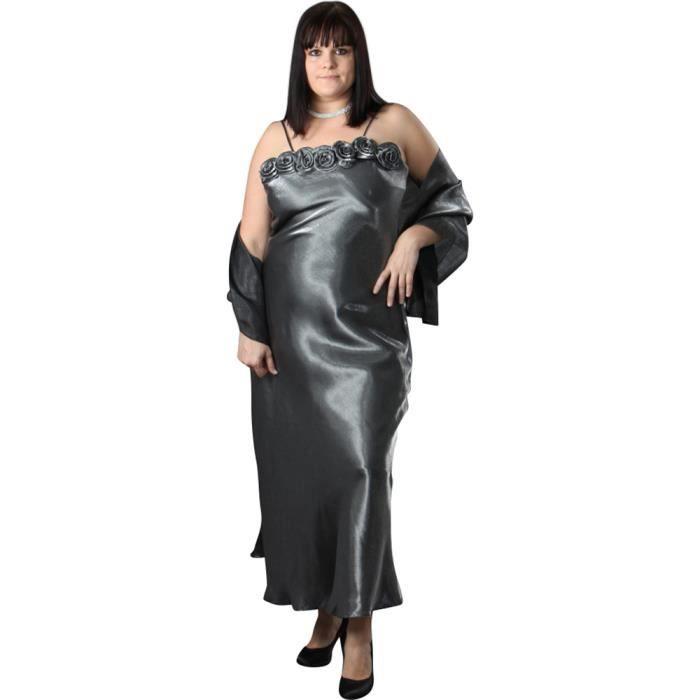 robe de soir e grande taille nah bleu roy achat vente robe robe de soir e grande taill. Black Bedroom Furniture Sets. Home Design Ideas
