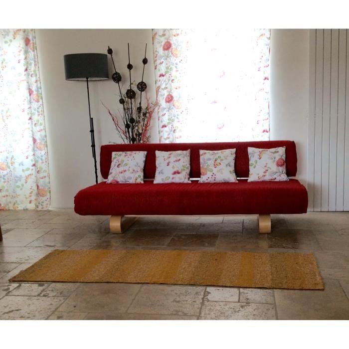 tapis couloir achat vente tapis de couloir cdiscount. Black Bedroom Furniture Sets. Home Design Ideas