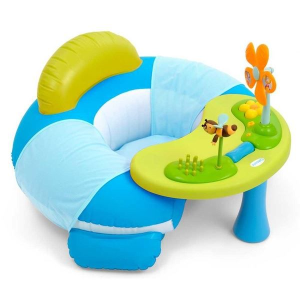 smoby cotoons cosy seat bleu achat vente table. Black Bedroom Furniture Sets. Home Design Ideas