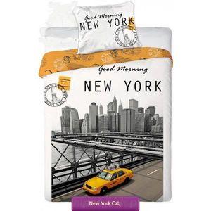 parure de lit new york achat vente parure de lit new york pas cher les soldes sur. Black Bedroom Furniture Sets. Home Design Ideas