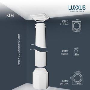 colonne decorative achat vente colonne decorative pas cher cdiscount. Black Bedroom Furniture Sets. Home Design Ideas