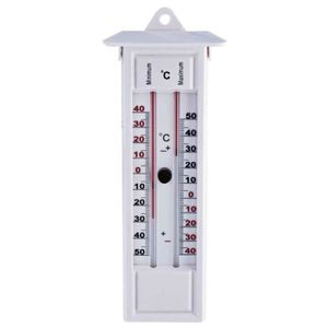 Thermometre maxi mini achat vente thermometre maxi for Thermometre interieur pas cher