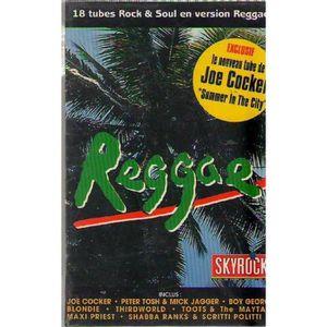 CD MUSIQUE DU MONDE Reggae Classic Songs [Cassette AUDIO ] Compilation