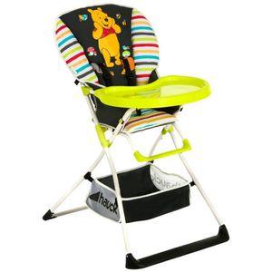 CHAISE HAUTE  WINNIE L'OURSON Chaise Haute Mac Baby
