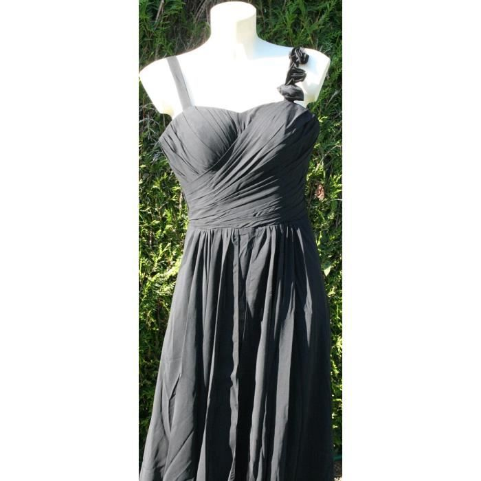 robe de soiree noir taille 42 achat vente robe de With robe taille 42