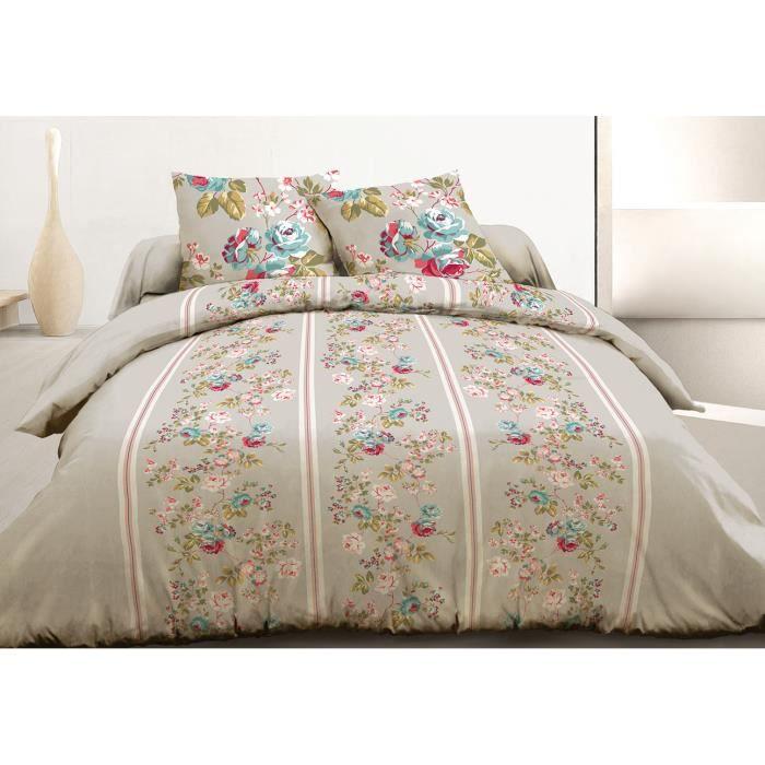 parure de draps pour lit 160x200 pur coton 57 fils achat vente parure de drap maxi parure. Black Bedroom Furniture Sets. Home Design Ideas