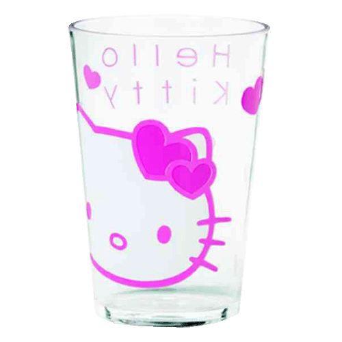 verre acrylique hello kitty achat vente verre eau soda cadeaux de no l cdiscount. Black Bedroom Furniture Sets. Home Design Ideas