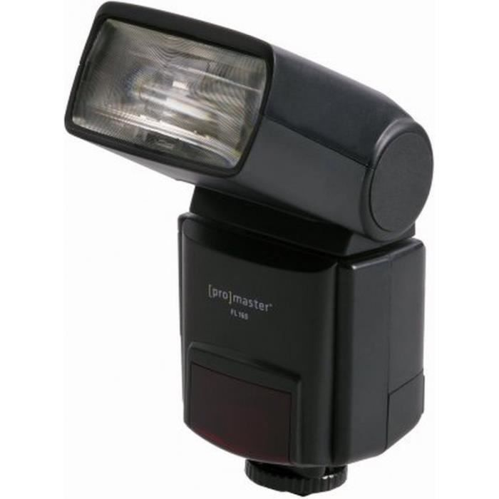 Flash promaster fl160 pour nikon achat vente flash cdiscount - Ventes flash cdiscount ...