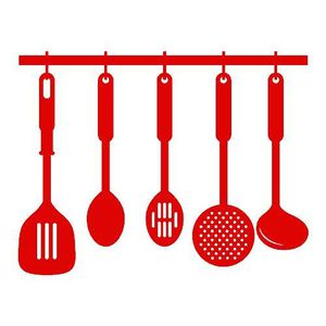 Stickers autocollants rouge achat vente stickers for Stickers rouge pour cuisine