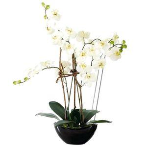 composition florale fleurs artificielles achat vente composition florale fleurs. Black Bedroom Furniture Sets. Home Design Ideas