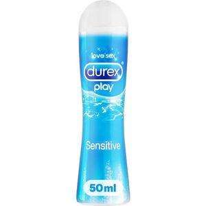 PRÉSERVATIF LUBRIFIANT Durex Gel lubrifiant sensitive Durex Play 50ml