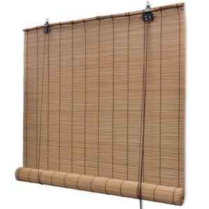 Store de bambou achat vente store de bambou pas cher les soldes sur cd - Store enrouleur exterieur bambou ...