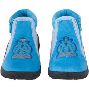 CHAUSSON - PANTOUFLE Chaussons OM - Collection officielle Olympique de
